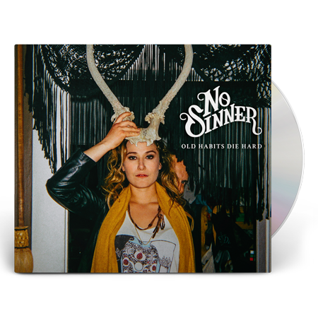 No Sinner - Old Habits Die Hard - LP++