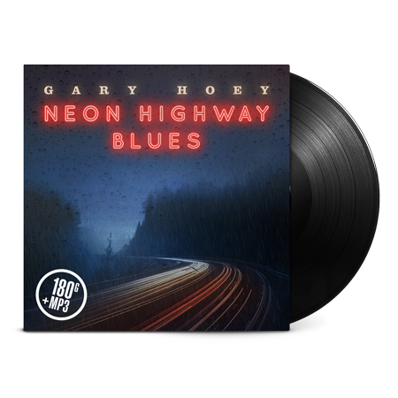 Gary Hoey - Neon Highway Blues - LP
