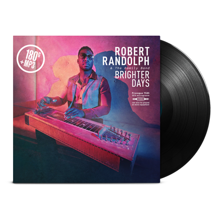 Robert Randolph & the Family - Brighter Days - LP