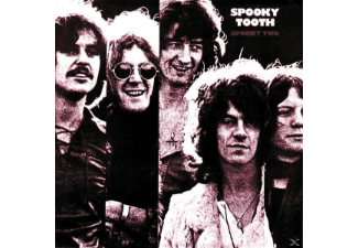 Spooky Tooth - Spooky Two (2016 Reissue) - CD