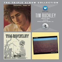 Tim Buckley - Triple Album Collection - 3CD