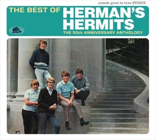 Herman's Hermits - 50th Anniversary Anthology - 2CD
