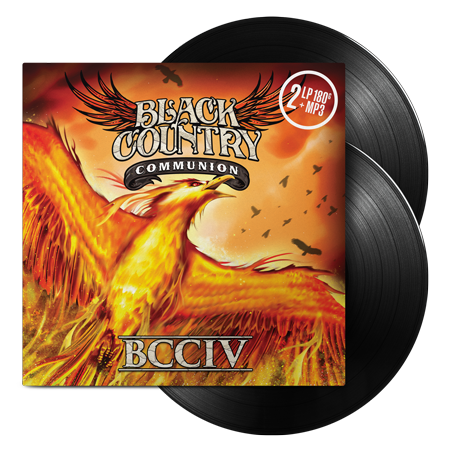 Black Country Communion - Bcciv - 2LP