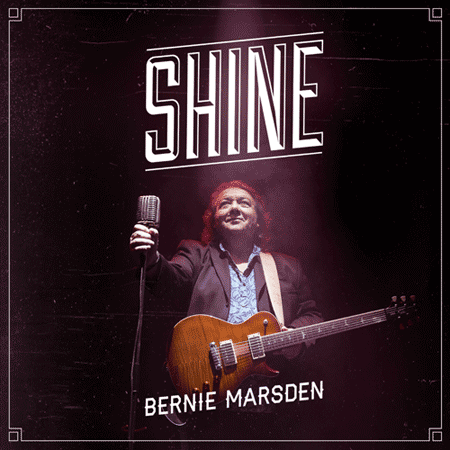 Bernie Marsden - Shine - CD
