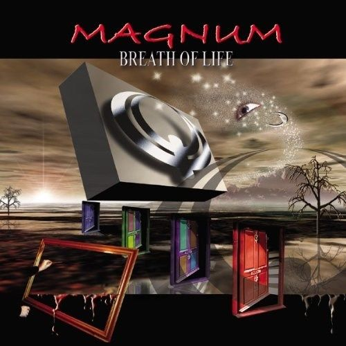 Magnum - Breath Of Life+3 - CD