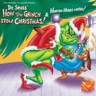 OST - How the Grinch Stole Christmas/Horton Hears a Who - CD