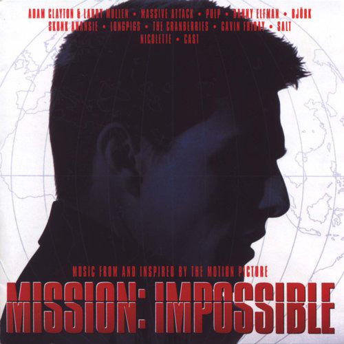 OST - Mission: Impossible [Music from and Inspired by) - CD