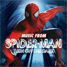 OST - Music From Spider-Man: Turn Off the Dark - CD