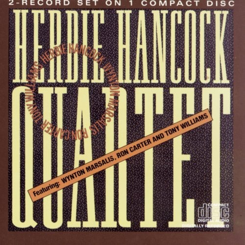 Herbie Hancock - Quartet - CD