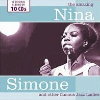 Nina Simone - and Other Famous Jazz Ladies - 10CD