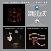 Sisters Of Mercy - Triple Album Collection - 3CD