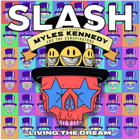 Slash / Myles Kennedy&The Conspirators - Living The Dream-CD