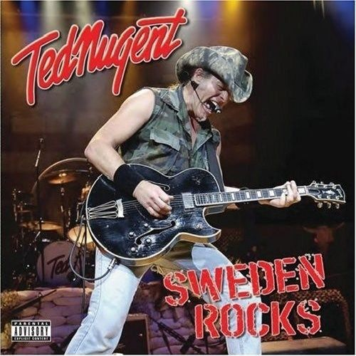 Ted Nugent - Sweden Rocks - 2LP