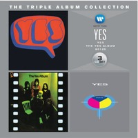 Yes - Triple Album Collection - 3CD